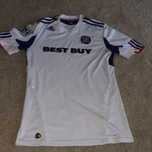 2009 chicago fire jersey